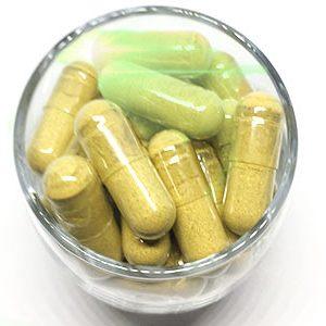 Golden Reserve Kratom Extract Capsules