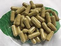 kratom capsules - borneo green
