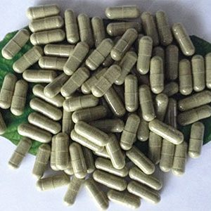 Horned Leaf - Kratom Capsules