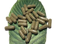 Buy Kratom Capsules - Maeng Da Red