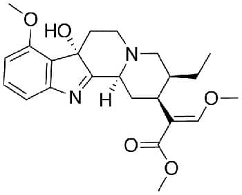 Kratom Alkaloids - Mitragynine